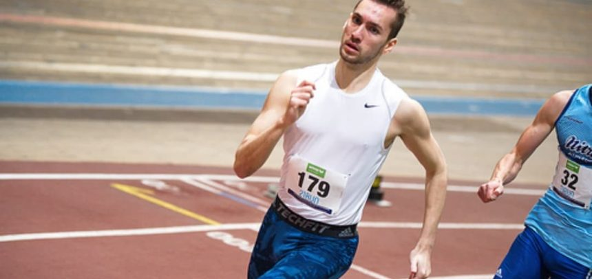 "Robert Parge participă la ""IAAF World Indoor Tour"""