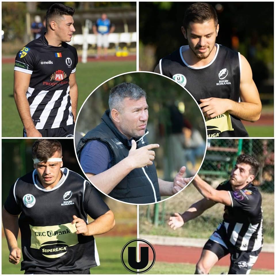 Sursă foto: Pagină Facebook Rugby U Oficial