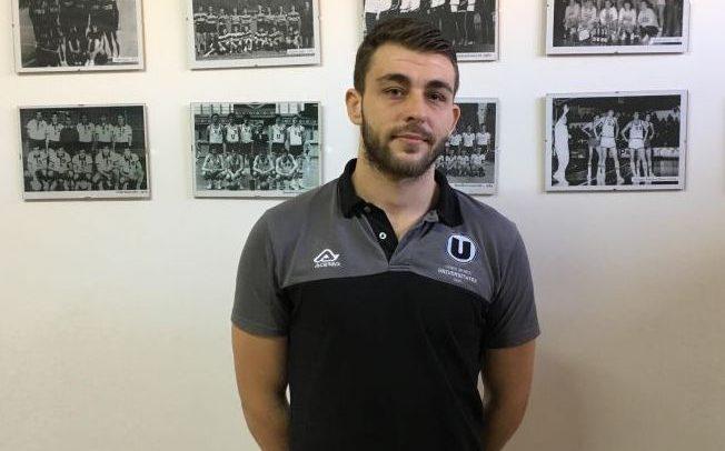 """Ștefan Someșan și-a prelungit contractul cu CS """"U"""" Cluj"""