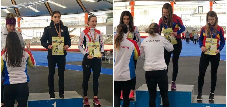 Nouă medalii la Campionatul Național de Patinaj Viteză