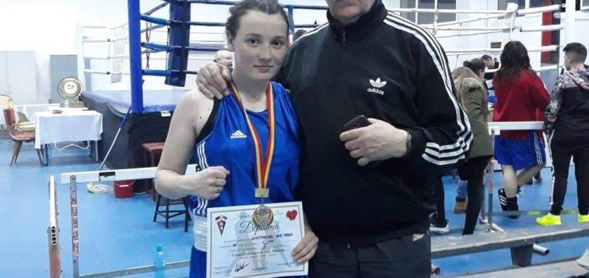 Someșfălean a cucerit medalia de argint la Cupa României