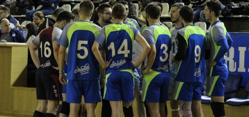 Final de campionat pentru voleibaliști