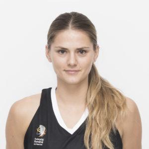 Alexandra Uiuiu, convocată la lotul olimpic de baschet 3×3 al României