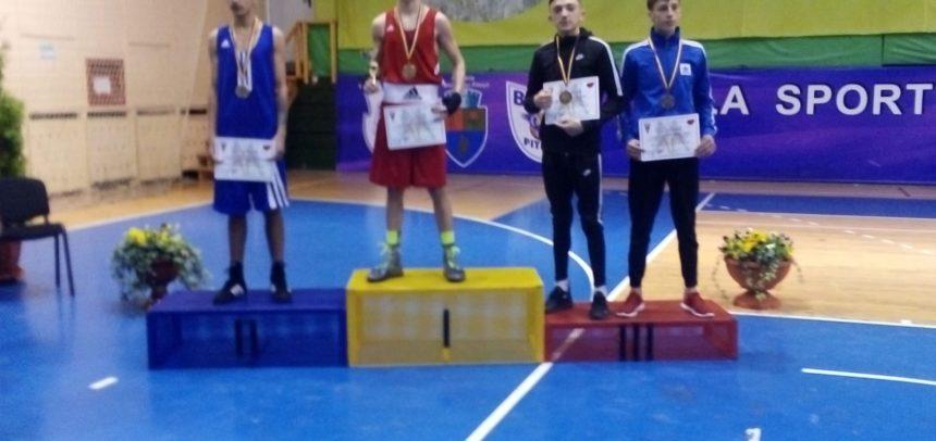 Alexandru Busuioc a luat bronzul la Cupa României