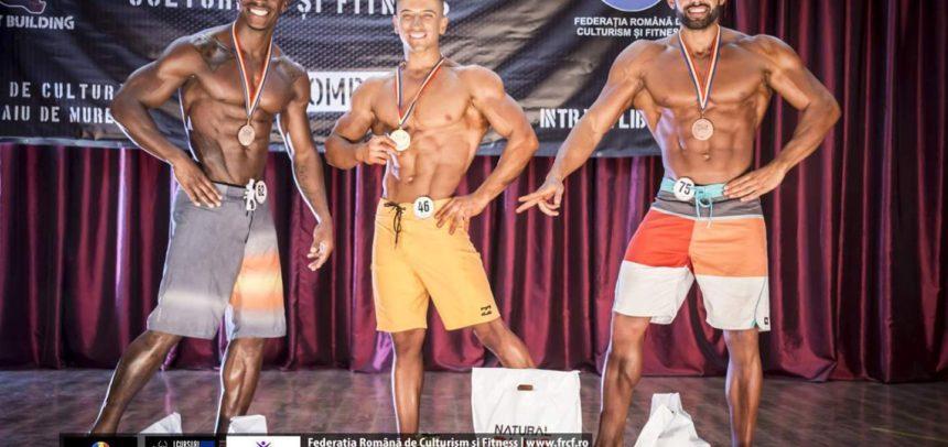 Etapă zonală din campionat la culturism și fitness