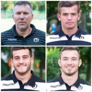 Trei tineri rugbyști, convocați la stagiul de pregătire al naționalei