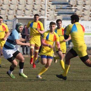 Șase rugbyști sunt convocați la lotul național U20