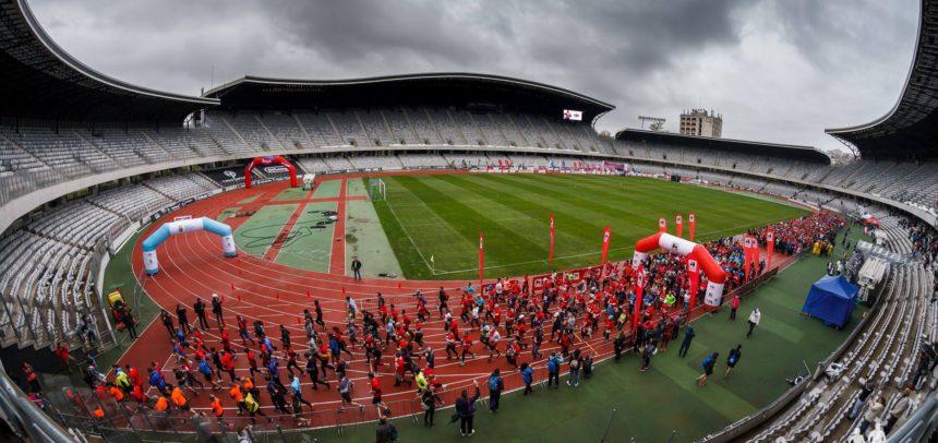"""Atleții CS """"U"""" Cluj au participat la trei competiții în weekend"""