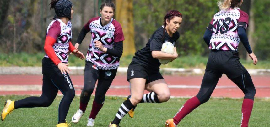 Rugbystele reîncep campionatul