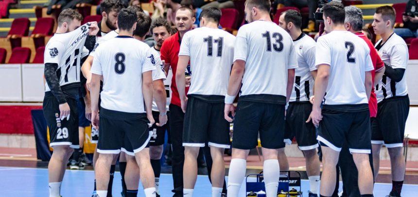 Echipa de handbal masculin s-a reunit