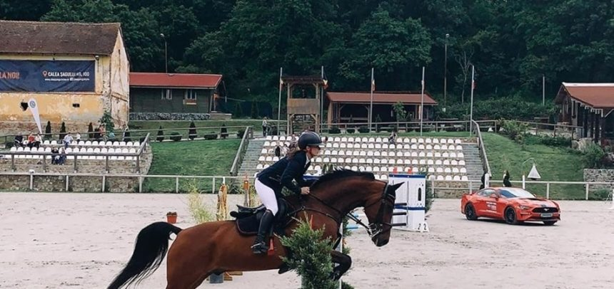 "Rezultatele călăreților la ""Herneacova National Jumping Summer Tour"""