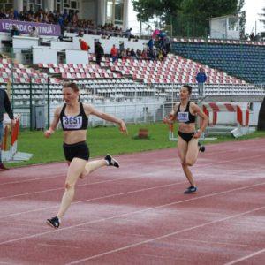 Cinci medalii la Cupa României de Seniori