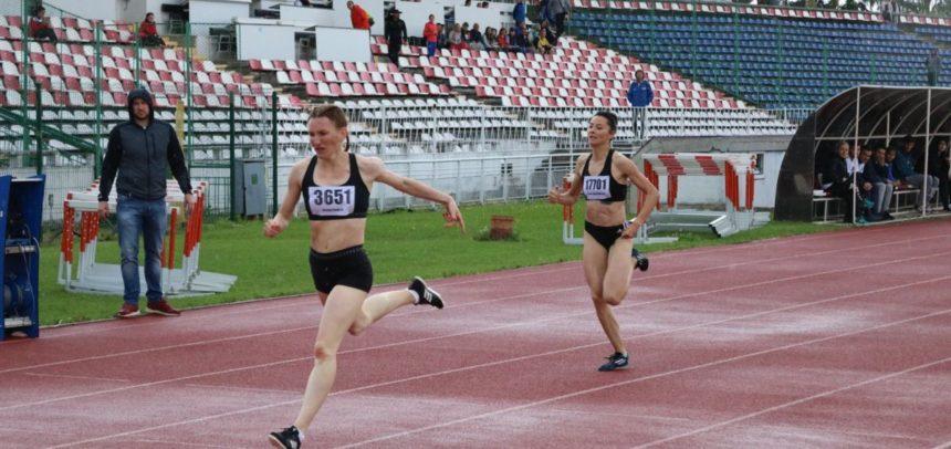 Patru atleți participă la Campionatul Balcanic de Seniori