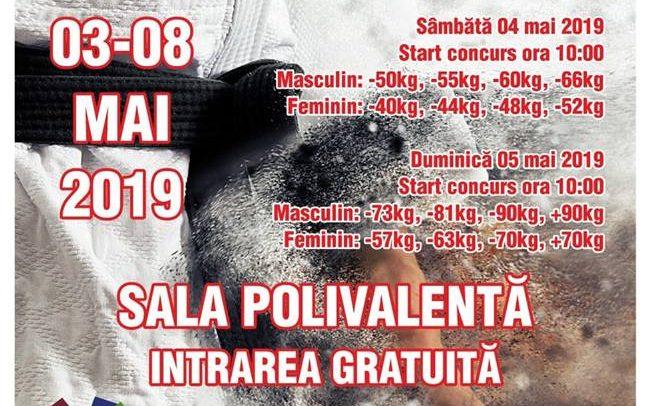 Cupă europeană de cadeți la Cluj
