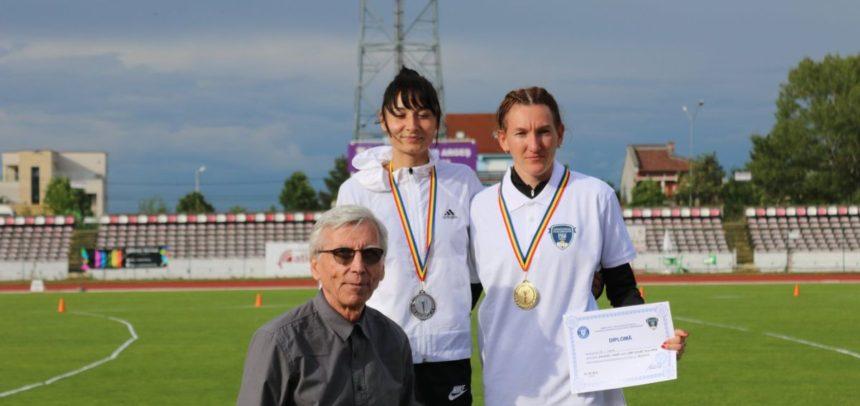 Belgyan a cucerit două medalii de aur la Cupa României