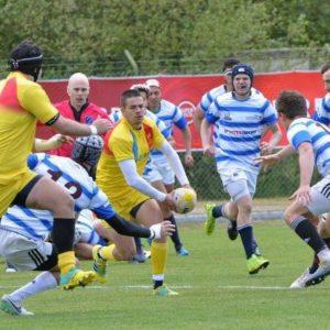 Patru rugbyști sunt selecționați la naționala U23