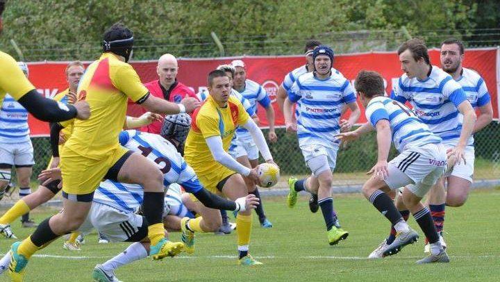 Cinci rugbyști sunt selecționați la naționala U23