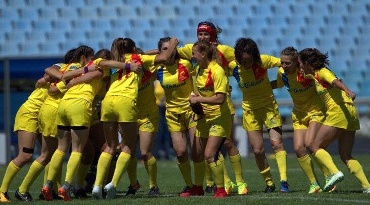 Două rugbyste sunt convocate la lotul național