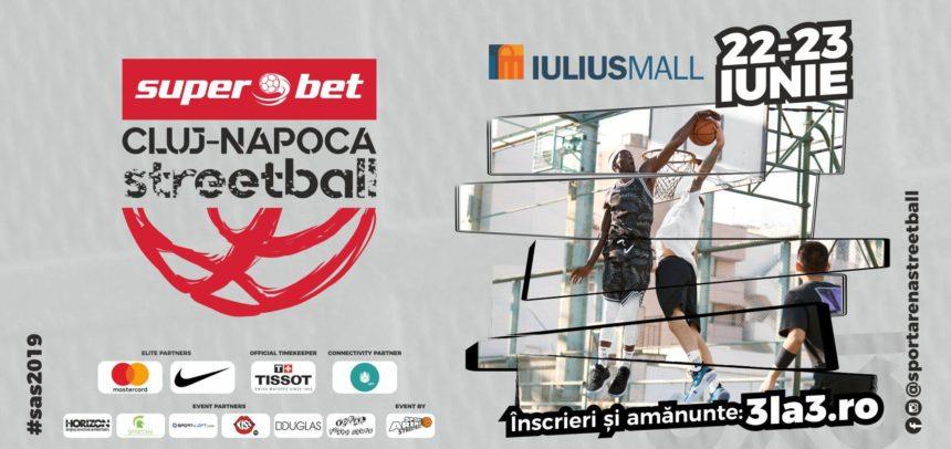 Etapa IV a Ligii Naționale 3×3 are loc la Cluj-Napoca și Galați