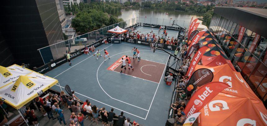 Rezultatele baschetbaliștilor la etapa de la Cluj-Napoca
