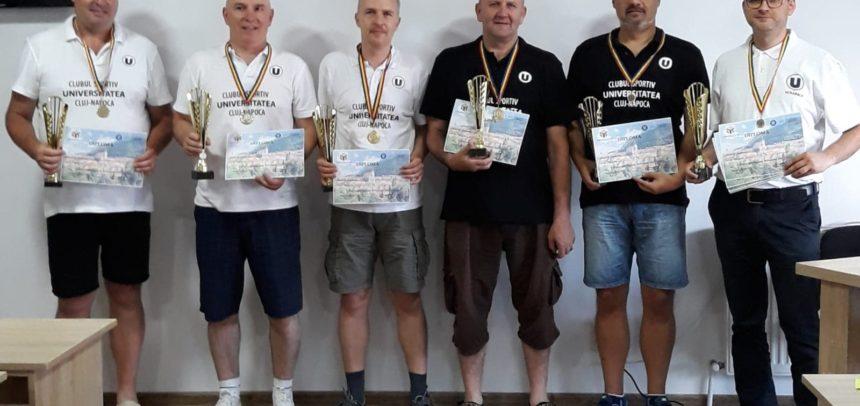 Perechea Crivei-Faur este campioană națională la scrabble