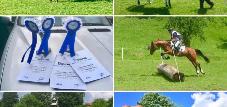 """Rezultatele călăreților universitari la """"Karpatia Pony Show"""""""