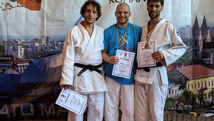 "Trei medalii la ""International Judo Championship"""