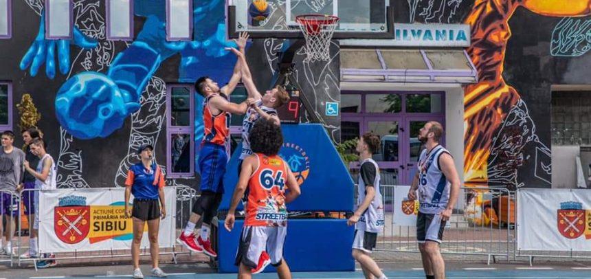 Turneu la Iași pentru echipele universitare de baschet 3×3