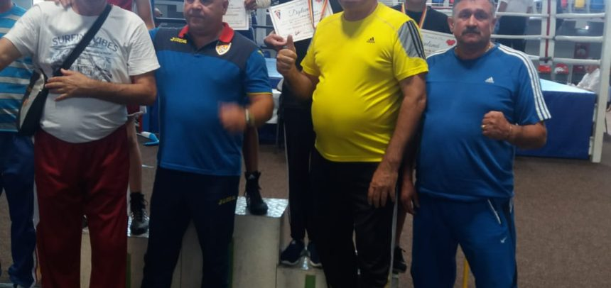 Adrian Șanta, medalie de bronz la Cupa României