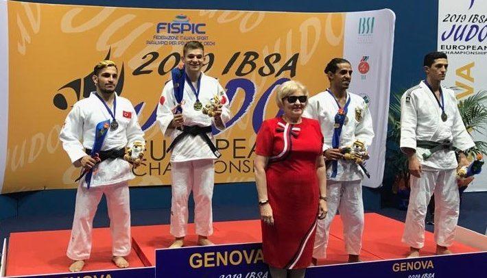 Medalie de aur pentru Alexandru Bologa la Campionatul European