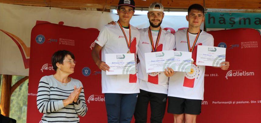CS U Cluj, campioană naţională la alergare montană tineret