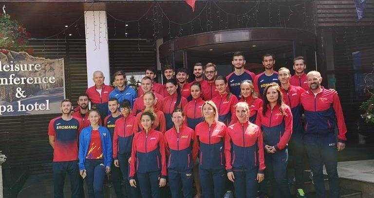 5 atleți participă la Campionatul European pe Echipe