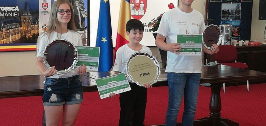 Două medalii la Campionatul European de Scrabble pentru tineret în limba engleză