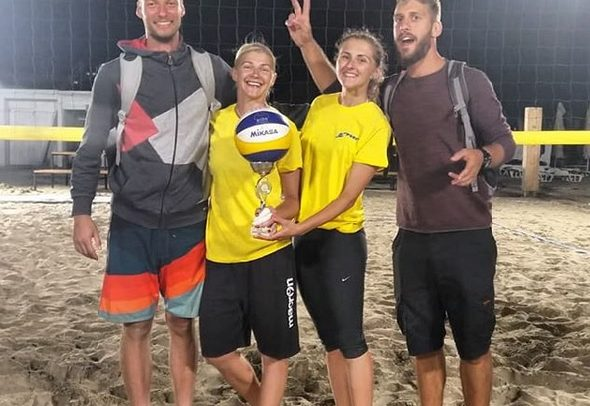 Ultimul turneu înainte de finala beach volley