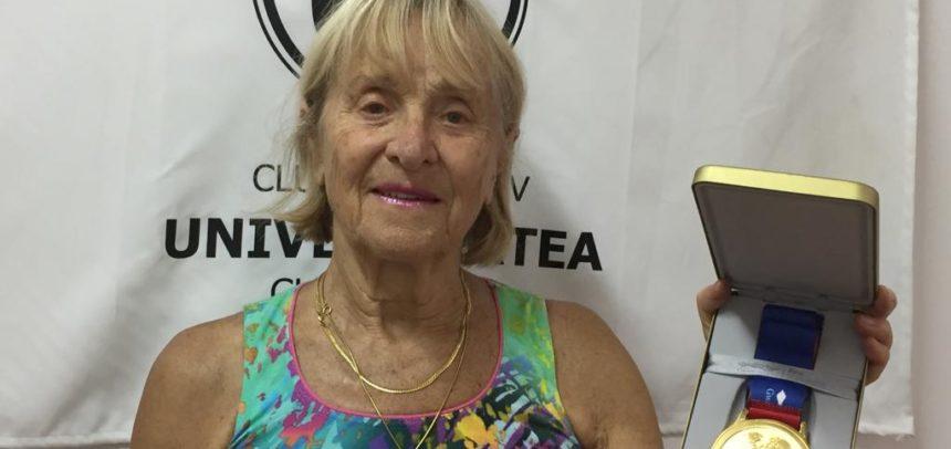 5 titluri și recorduri mondiale pentru Ecaterina Flora-Orosz