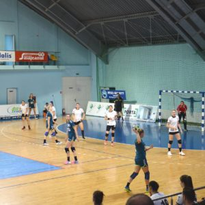 Handbalistele, locul 3 la turneul de la Zalău