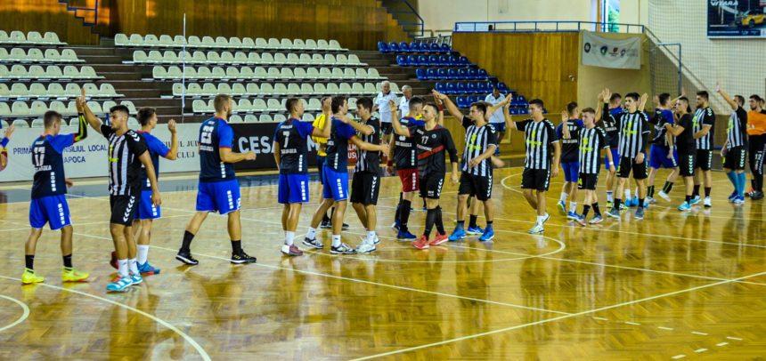 Handbaliştii s-au oprit în optimile Cupei României