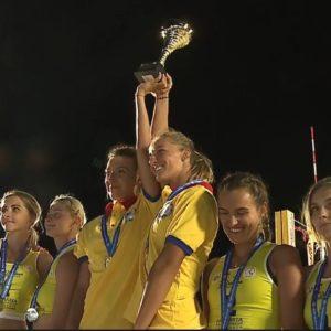 Răileanu și Stanciu au câștigat medaliile de argint la volei pe plajă