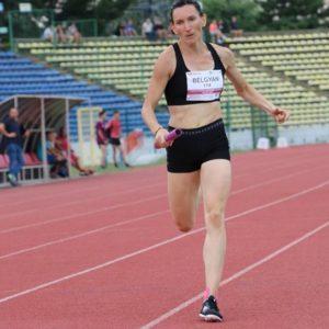 Prezențe clujene la Campionatul Național de atletism în sală