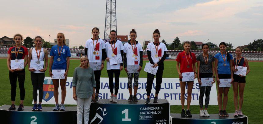 Atleții au obținut medalii de aur, argint și bronz în finala CN
