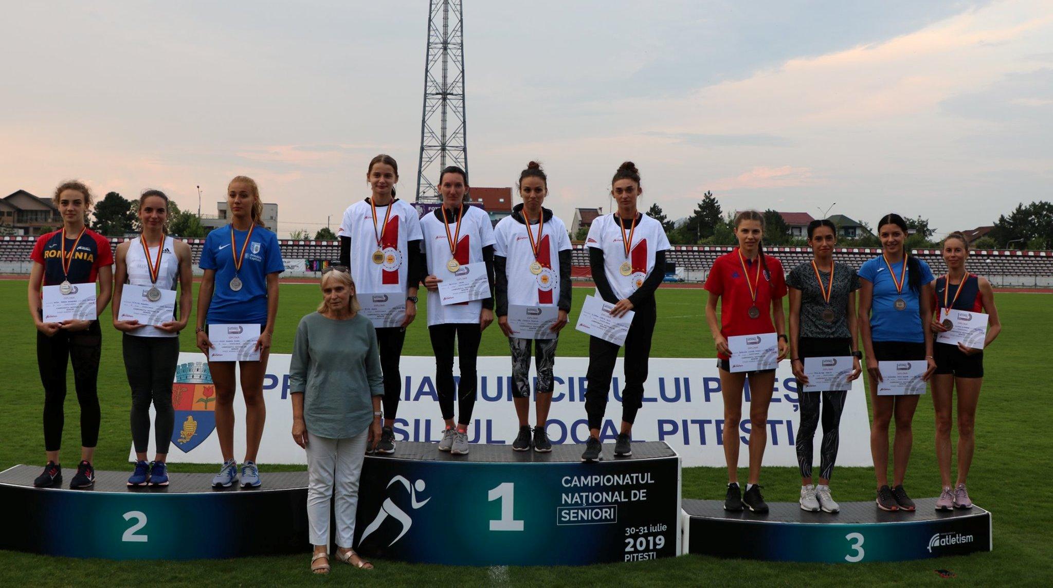 Sursă foto: Pagină Facebook Federația Română de Atletism