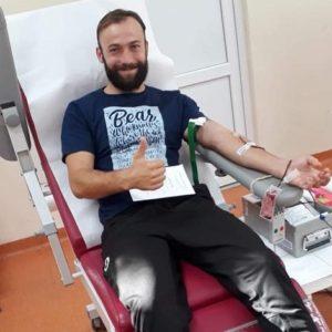 """Campanie de donare de sânge – """"U"""" înseamnă viață"""