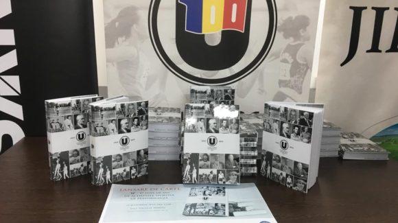 Lansarea cărții U100 – O sută de ani de activitate sportivă de performanță