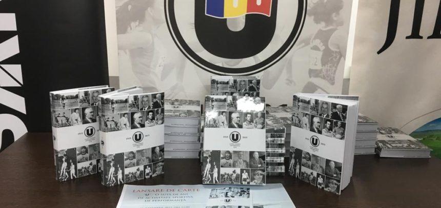 """Volumul aniversar """"U100"""" – disponibil la sediul clubului"""
