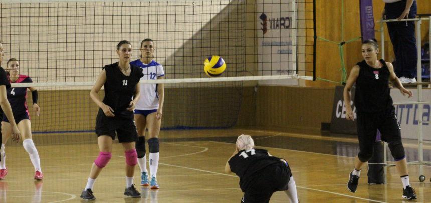 Meci cu Târgoviște pentru voleibaliste