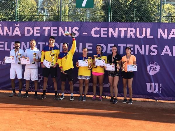 Sursă foto: Federația Română de Tenis