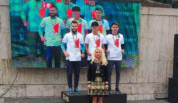 """CS """"U"""" Cluj, campioană națională la alergare montană tineret"""