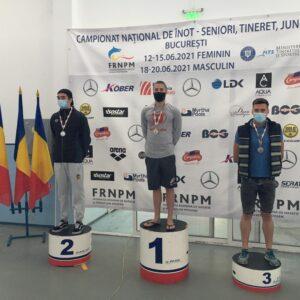 Cătălin Ungur – un nou titlu de campion național