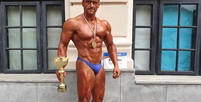 Medalii de aur, argint și bronz la Cupa României de Culturism&Fitness