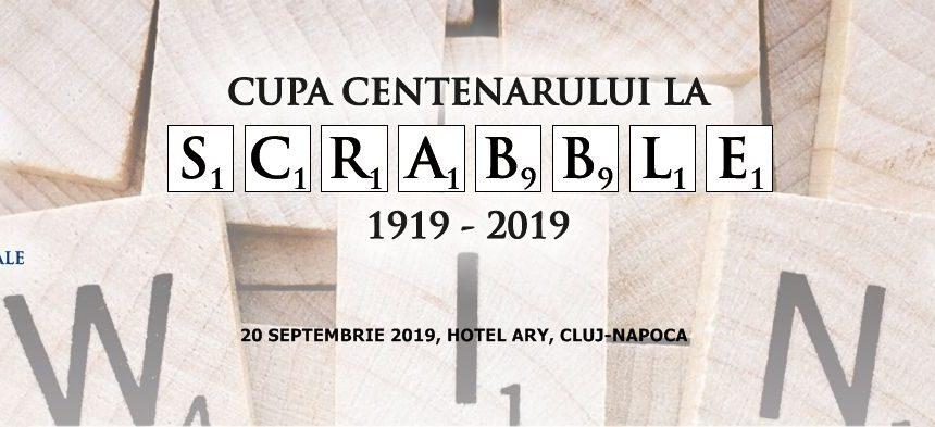 Cupa Centenarului la Scrabble